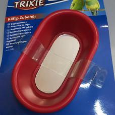 Пластиковая ванночка с зеркалом TRIXI