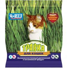 Травка семена АВЗ 30г , Титбит для кошек