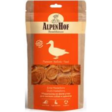 Alpen Hof Медальоны из филе утки д/мелких собак и щенков 50 гр