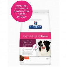Hill's Prescription Diet Gastrointestinal Biome 10кг для собак при расстройствах пищеварения и для заботы о микробиоме кишечника