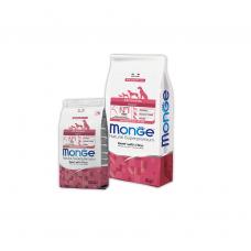 Monge Adult Monoprotein All Breeds Beef&Rice 2,5кг для взрослых собак всех пород с говядиной и рисом