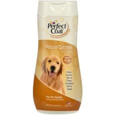8in1 Shampoo Natural Oatmeal успокаивающий шампунь овсяный для собак с раздраженной кожей 473мл