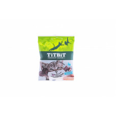 TitBit Подушечки хрустящие с паштетом из утки,д/кош.,30 гр, Титбит