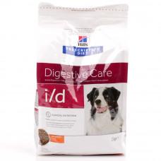 Hill's Prescription Diet i/d 2кг Digestive Care для взрослых собак при заболеваниях желудочно-кишечного тракта