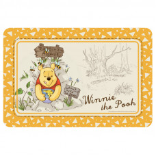 "Коврик под миску ""Winnie the pooh"" 430*280 мл TRIOL"
