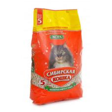 Сибирская Кошка Экстра 5л Впитывающий