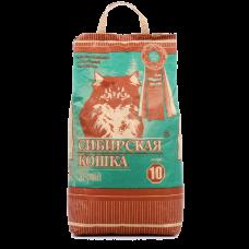 Сибирская Кошка Лесной 10л Древесный наполнитель
