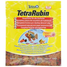 TetraRubin 12 г Хлопья для интенсивного естественного окраса