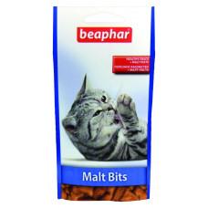 Beaphar Malt Bits malt paste 75 шт. Лакомство для вывода шерсти с курицей , Беафар , Беафар для коше