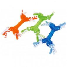 Игрушка Кость с веревками, термопласт/рез, 30 см Zolux , Золюкс