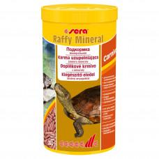 Sera Raffy Mineral Кормовая смесь минеральная для рептилий и амфибий 250г