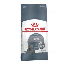 Royal Canin Oral Care 400г для профилактики зубного камня у взрослых кошек, Роял Канин для кошек