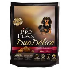 Pro Plan Duo Delice Small Adult Salmon & Rice 700г для собак малых пород с лососем и рисом