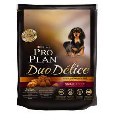 Pro Plan Duo Delice Small Adult Chicken & Rice 700г для взрослых собак мелких пород с курицей и рисом