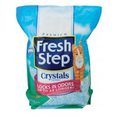 Fresh Step Силикагелевый наполнитель, Crystals 1,81 кг ,Фреш степ