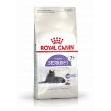 Royal Canin Regular Sterilised 7+ 1,5кг для пожилых кастрированных кошек старше 7 лет