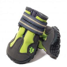 Ботинки д/соб. М зеленые,55*50*55 Триол