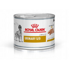 Royal Canin Urinary S/O 200 г для собак при мочекаменной болезни, , Роял Канин для собак (консервы)