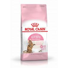 Royal Canin Kitten Sterilized 400г для стерилизованных котят