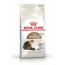 Royal Canin Ageing +12 400г для пожилых кошек старше 12 лет, Роял Канин для кошек