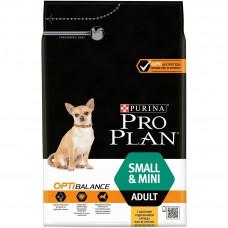 Pro Plan Small&Mini Adult 700г для взрослых собак мелких и карликовых пород с курицей и рисом