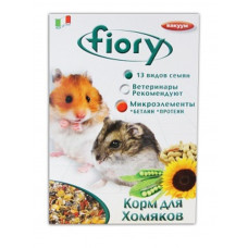 Fiory корм для хомяков 400гр  , Фиори