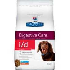 Hill's Prescription Diet i/d 1,5кг Digestive Care Stress Mini для взрослых собак мелких пород при расстройствах ЖКТ в стрессовых ситуациях