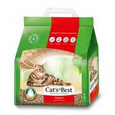 Cats Best Original 8,6 кг Комкующийся древесный наполнитель,  , Кетс бест для кошек